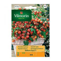 Pomidor karłowy Balkoni Red F1 Vilmorin