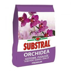 Ziemia do orchidei Substral