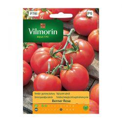 Pomidor gruntowy karłowy Berner Rose Vilmorin