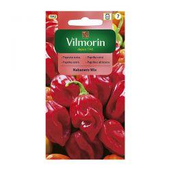 Papryka ostra Habanero Mix Vilmorin