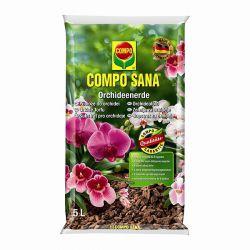 Ziemia do orchidei Compo Sana