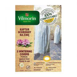 Kaptur ochronny biodegradowalny na zimę 0,5x1m 3 szt. Vilmorin