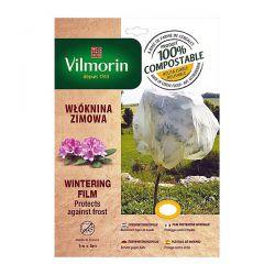 Włóknina biodegradowalna zimowa 1x8m Vilmorin