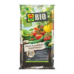 Ziemia do pomidorów i warzyw Compo Bio