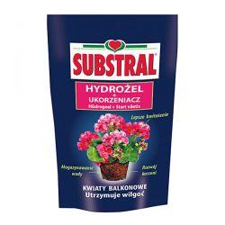 Hydrożel + Ukorzeniacz do kwiatów balkonowych Substral