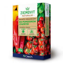Nawóz organiczny do pomidorów i papryki Ziemovit