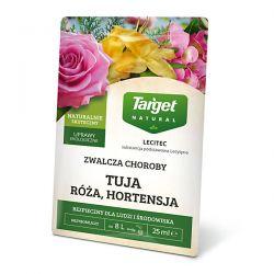 Lecitec Tuja, Róża, Hortensja grzybobójczy Target Natural