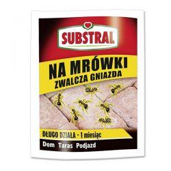 Granulat na mrówki Długo działa Substral