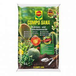 Podłoże do kaktusów Compo Sana