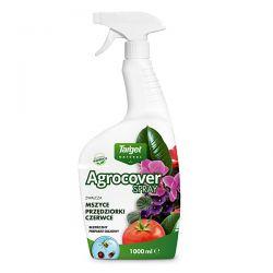 Agrocover Spray zwalcza mszyce, przędziorki, czerwce Target
