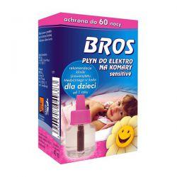 Płyn do elektro na komary dla dzieci Bros